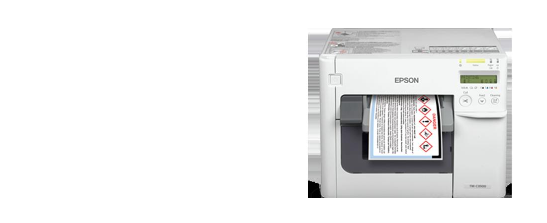 Epson ColorWorks TM-C3510
