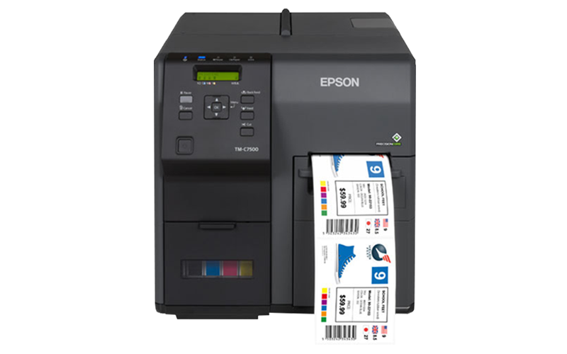 Label Printers - Epson ColorWorks™ C7510G